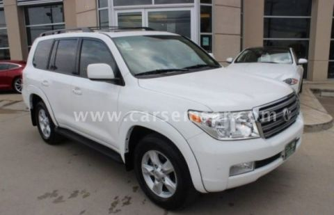 2008 Toyota Land Cruiser GX V8