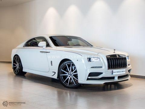 2016 Rolls-Royce Wraith Ares Edition