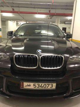 2012 BMW X6 4.4