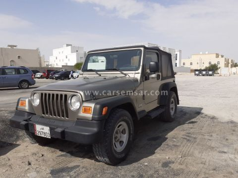 2005 Jeep Wrangler 4.0 Sahara