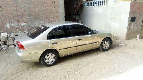 2002 Honda Civic VTi