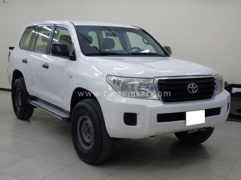 2013 Toyota Land Cruiser G