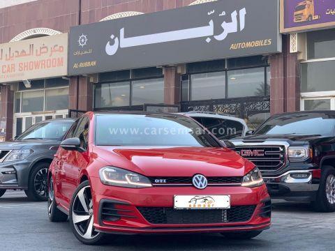 2017 Volkswagen Golf GTi 2.0 L