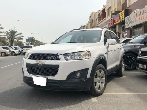 2015 Chevrolet Captiva 2.4 LS