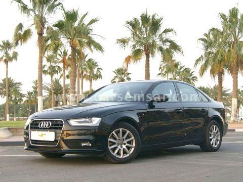 2015 Audi A4 2.5 TFSI