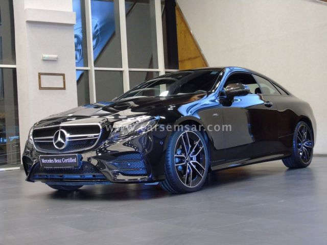 2019 Mercedes-Benz E-Class E 53 Coupe