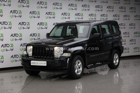 2012 Jeep Liberty 3.7L