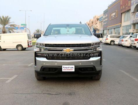 2019 Chevrolet Silverado 1500 Crew Cab LT