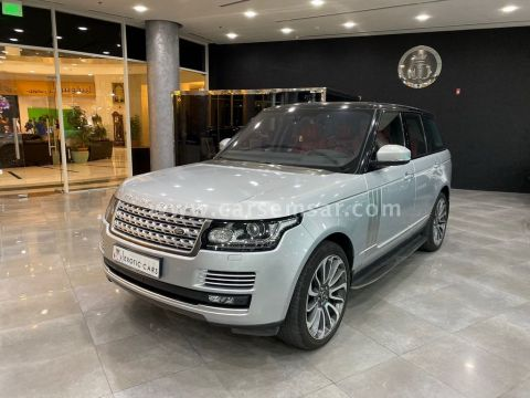 2016 Land Rover Range Rover Vogue Supercharged SE
