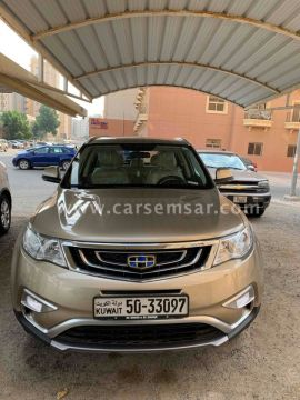 2017 Geely Geely Emgrand Sport X7