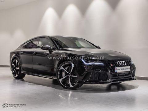 2015 Audi RS 7 4.0