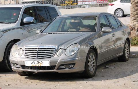 2008 مرسيدس بنز الفئه E 230
