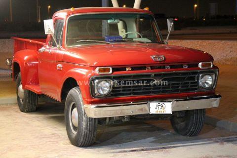 1966 فورد بيك اب Custom Pickup