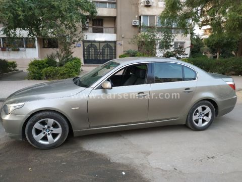 2010 BMW 5-Series 523i