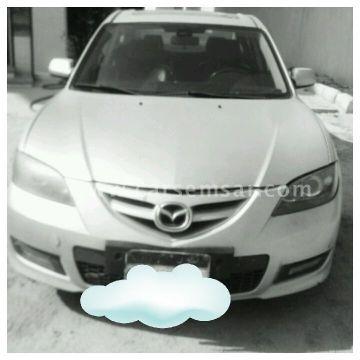 2007 Mazda 3 1.6i