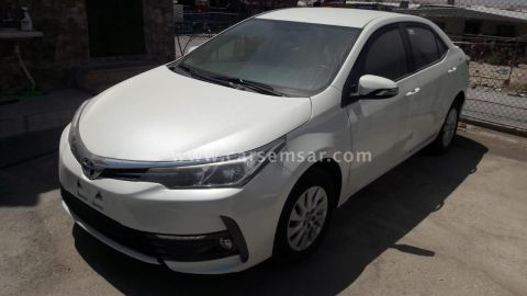 2019 Toyota Corolla 2.0 XLI