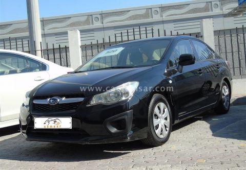 2014 Subaru Impreza 1.6