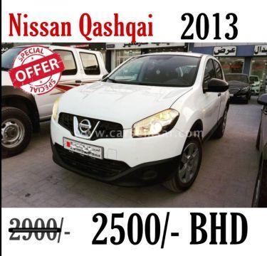 2013 Nissan Qashqai LE