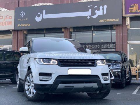 2016 Land Rover Range Sport HSE V6
