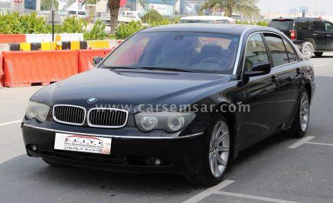 2003 BMW 7-Series 735Li