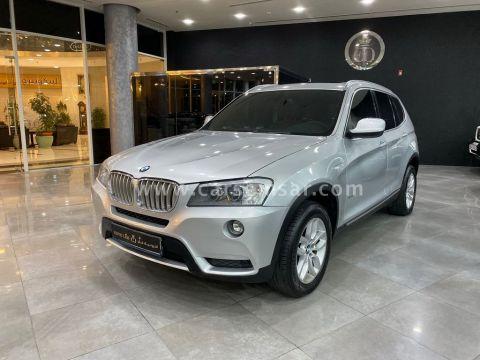 2012 BMW X3 2.0i