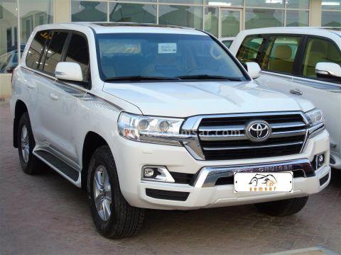 2019 Toyota Land Cruiser GXR