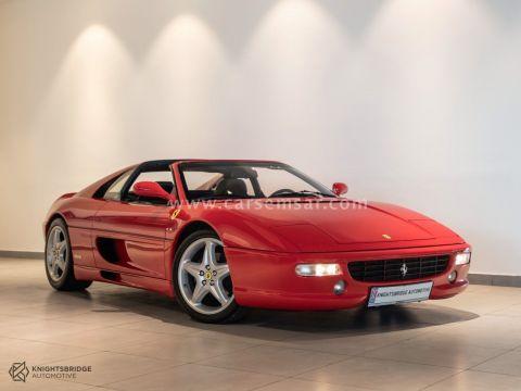 1998 Ferrari GTS 355