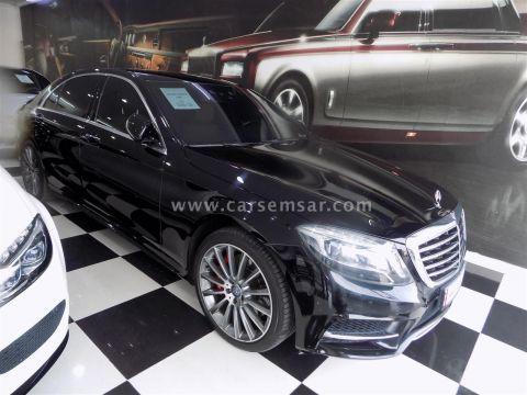 2014 Mercedes-Benz S-Class S 400 V6