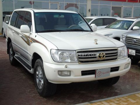 2007 Toyota Land Cruiser VXR