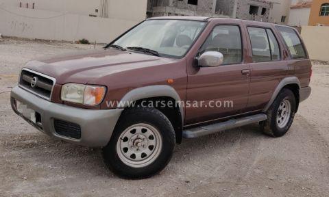 2004 Nissan Pathfinder 3.5