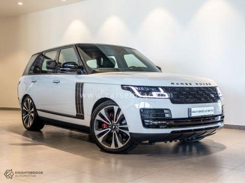 2018 Land Rover Range Autobiography SV