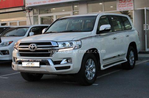 2019 Toyota Land Cruiser GXR V8