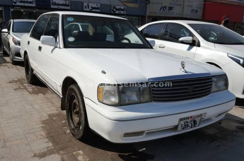 1992 Toyota Crown Sedan