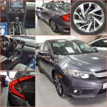 2017 Honda Civic 1.8 i-VTEC EXi