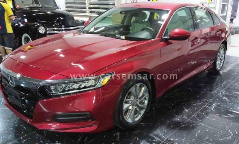 2018 Honda Accord 2.4