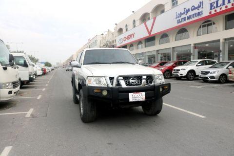 2012 Nissan Patrol GL