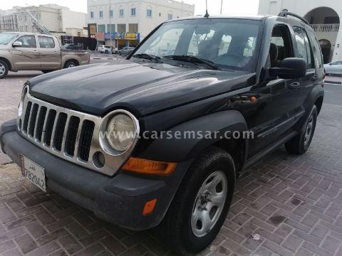 2007 Jeep Cherokee Renegade 3.7 V6 4x4 Automatic