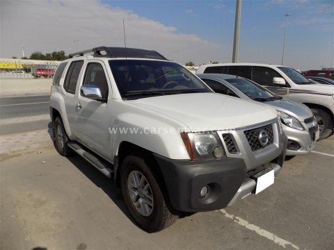 2014 Nissan Xterra 4.0
