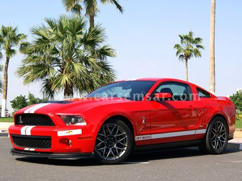 2011 Ford Shelby GT 500