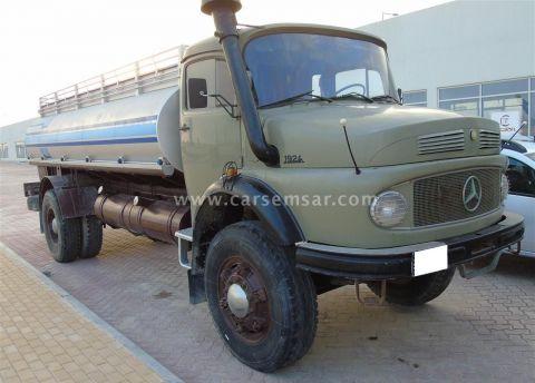 1992 مرسيدس بنز Tanker 1924