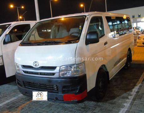 2009 Toyota Hi-Ace Hiace Van