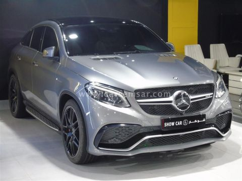 2016 Mercedes-Benz GLE Class 63 S