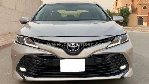 2018 Toyota Camry GLE Hybrid