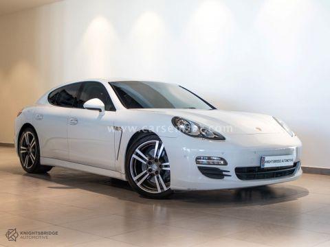 2013 Porsche Panamera V6