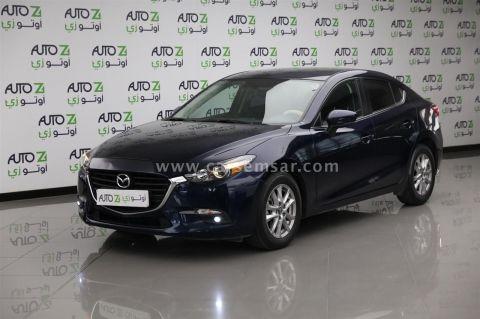 2017 Mazda 3 2.0
