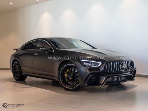 2019 Mercedes-Benz GT 63 S