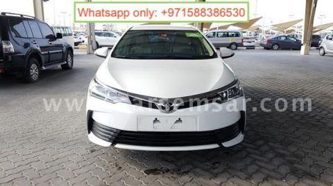 2017 Toyota Corolla 2.0 D Sedan