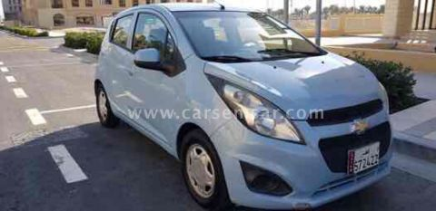 2014 Chevrolet Spark Hatch