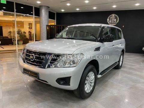 2019 Nissan Patrol XE V6