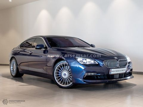 2017 BMW Alpina B6 Biturbo